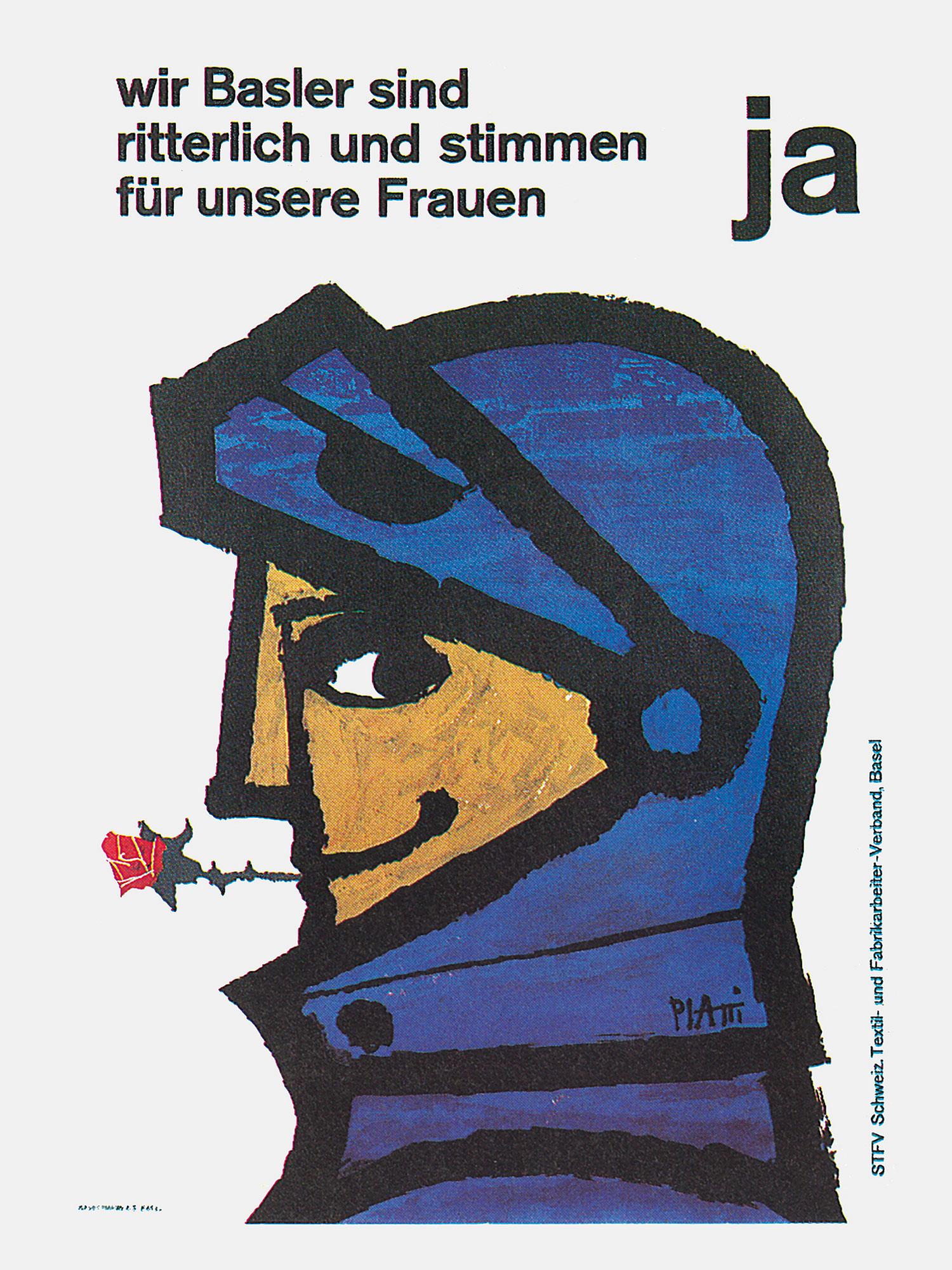 Plakat, 1966