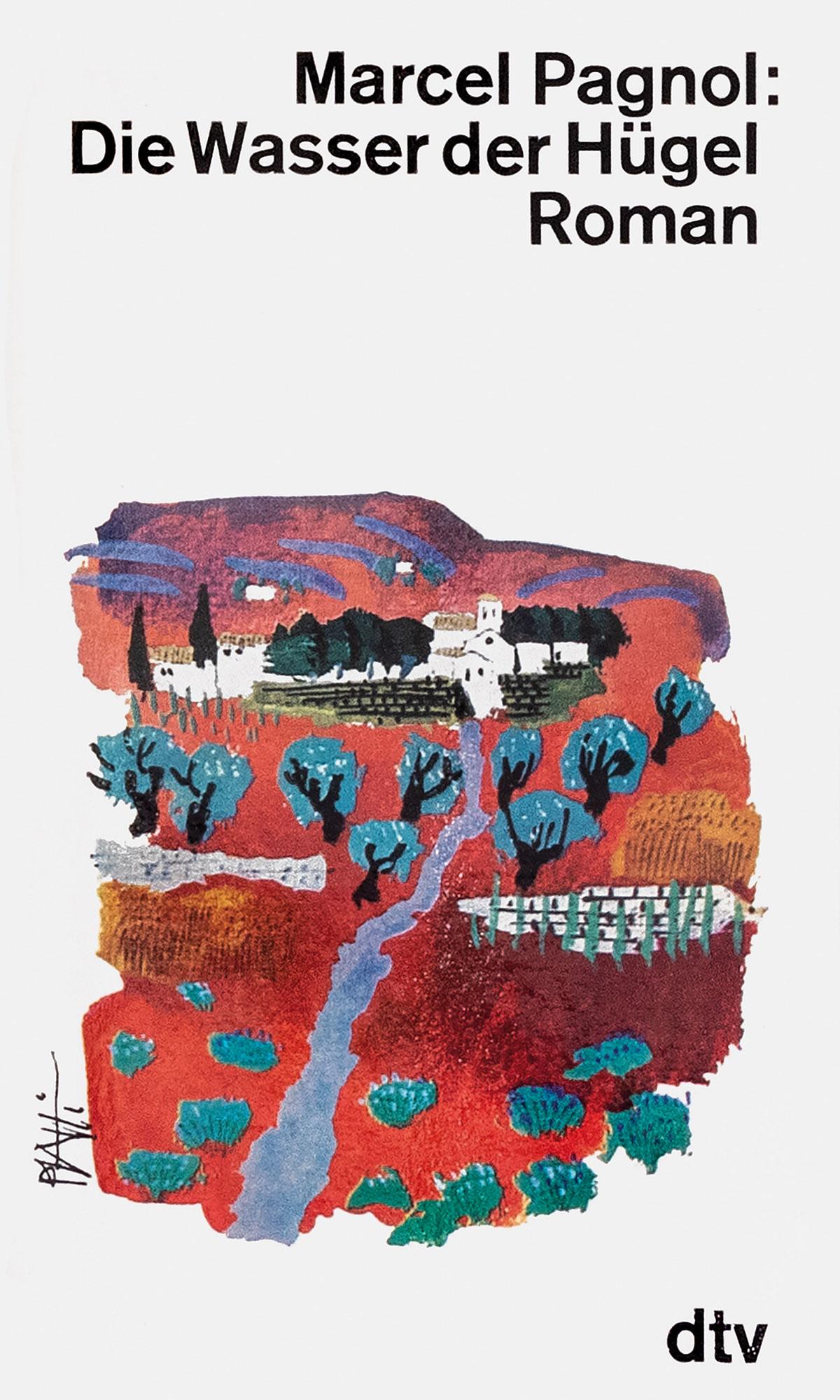 dtv-Umschlag, 1968